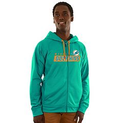 Men's Majestic Miami Dolphins Game Elite Hoodie