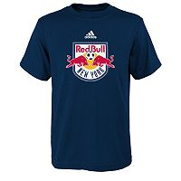 Boys 8-20 adidas New York Red Bulls Primary Logo Tee