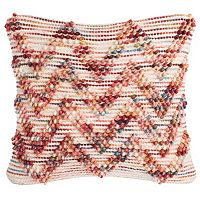 Safavieh Looped Chevron Throw Pillow