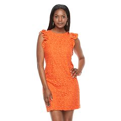 Women's Suite 7 Daisy Lace Shift Dress