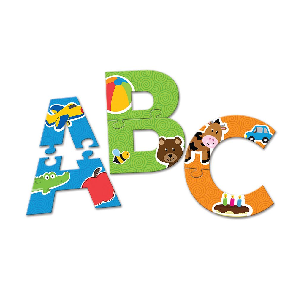 Learning Resources Alphabet Puzzle Cards