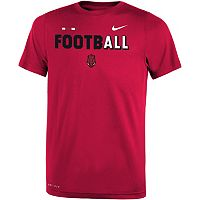 Boys 8-20 Nike Arkansas Razorbacks Legend FootbALL Tee