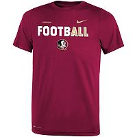 Boys 8-20 Nike Florida State Seminoles Legend FootbALL Tee