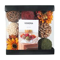 SONOMA Goods for Life™ Artificial Sunflower Vase Filler 9-piece Set