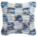 Safavieh Square Looped Throw Pillow