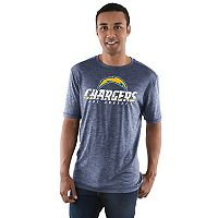 Men's Majestic Los Angeles Chargers Pro Grade Tee