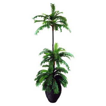 Designs by Lauren Artificial Sago Palm Tree