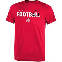 Boys 8-20 Nike Ohio State Buckeyes Legend FootbALL Tee
