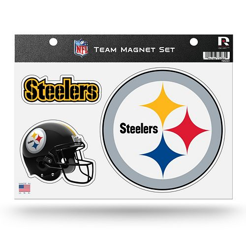 Pittsburgh Steelers Team Magnet Set