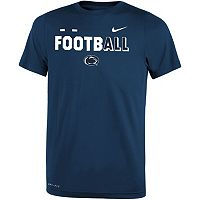 Boys 8-20 Nike Penn State Nittany Lions Legend FootbALL Tee