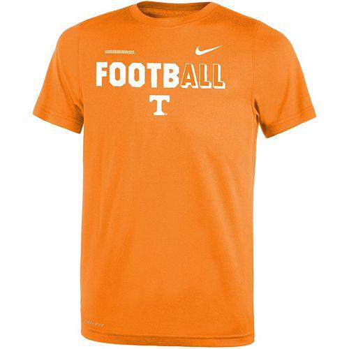 Boys 8-20 Nike Tennessee Volunteers Legend FootbALL Tee