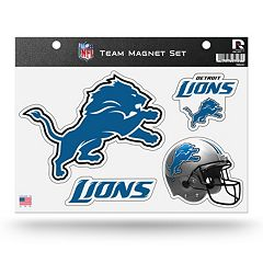 Detroit Lions Team Magnet Set