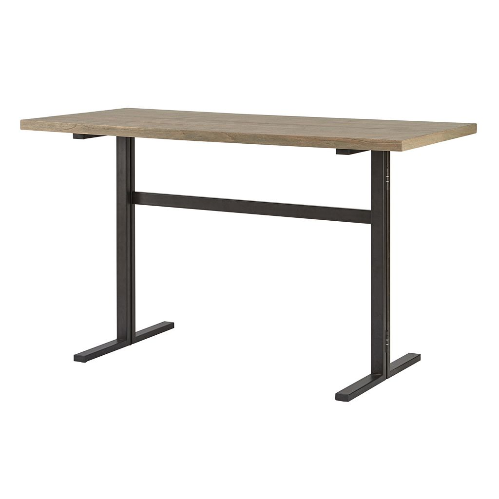 INK+IVY Delano Drop Leaf Counter Height Dining Table