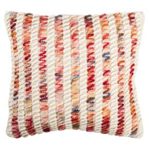 Safavieh Candy Cane Throw Pillow