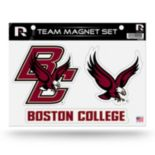 Boston College Eagles Team Magnet Set