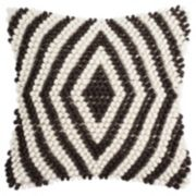 Safavieh Diamond Loop Throw Pillow