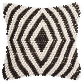 Safavieh Diamond Loop Throw Pillow