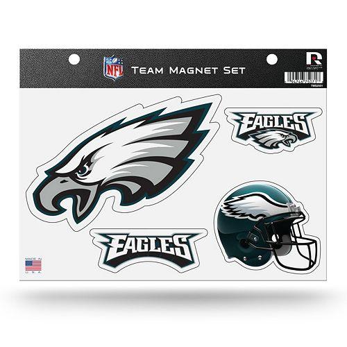 Philadelphia Eagles Team Magnet Set