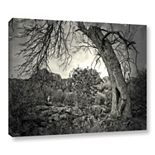 ArtWall Listen To Whispers Canvas Wall Art