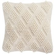 Safavieh Spaced Diamond Loop Throw Pillow