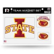 Iowa State Cyclones Team Magnet Set