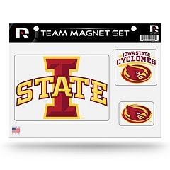 Iowa State Cyclones Team Magnet Set