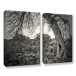 ArtWall Listen To Whispers Canvas Wall Art 2-piece Set