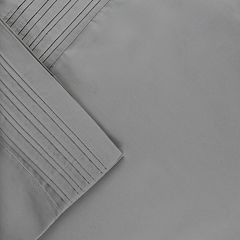 1000 Thread Count 4-piece Pleated Hem Sheet Set