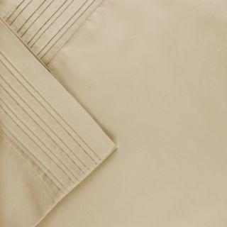 1000 Thread Count 4-piece Pleated Hem Sheet Set