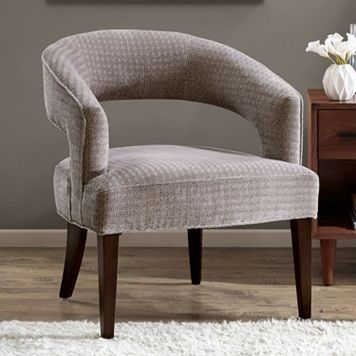 Madison Park Tera Barrel Accent Chair
