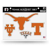 Texas Longhorns Team Magnet Set