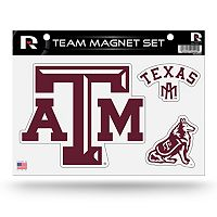 Texas A&M Aggies Team Magnet Set