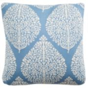 Safavieh Arctic Fall Throw Pillow - 20'' x 20''