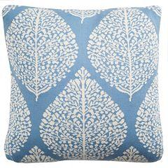 Safavieh Arctic Fall Throw Pillow - 20'' x 20''