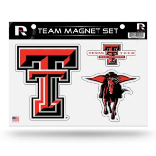 Texas Tech Red Raiders Team Magnet Set