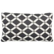 Safavieh Diamond Knit Throw Pillow