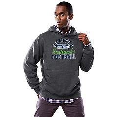 Men's Majestic Seattle Seahawks Kick Return Hoodie