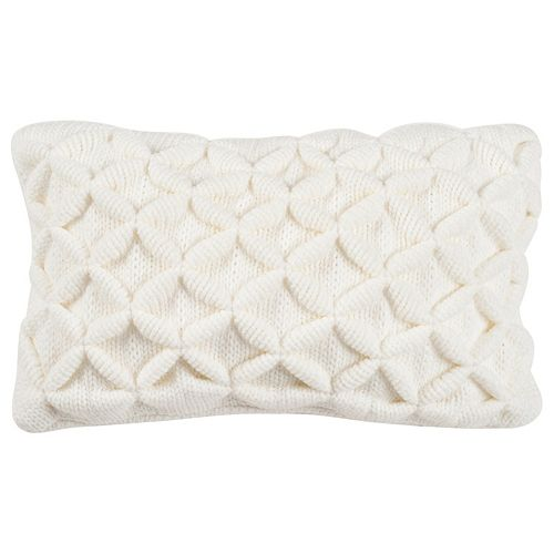 Safavieh 3D Diamond Throw Pillow