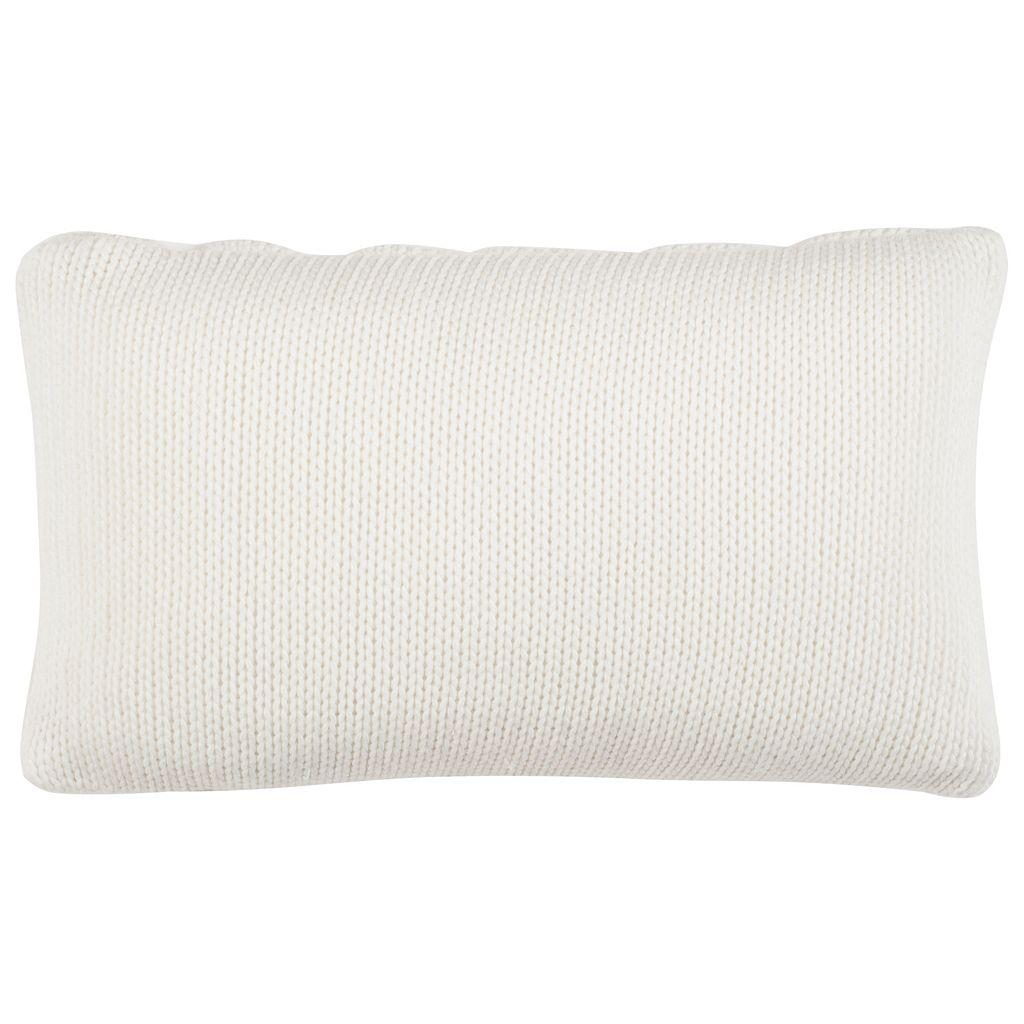Safavieh 3D Diamond Throw Pillow