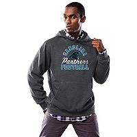 Men's Majestic Carolina Panthers Kick Return Hoodie
