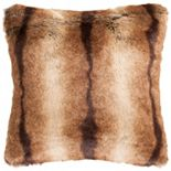 Safavieh Faux Luxe Brick Throw Pillow