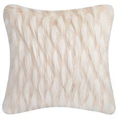 Safavieh Luxe Feather Throw Pillow
