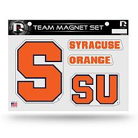 Syracuse Orange Team Magnet Set