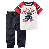Toddler Boy Carter's Raglan