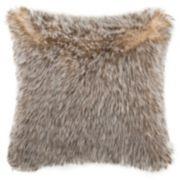 Safavieh Dusty Fur Throw Pillow
