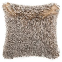 Safavieh Dusty Fur Throw Pillow