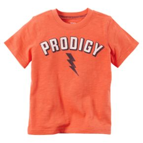 """Toddler Boy Carter's """"Prodigy"""" Graphic Tee"""