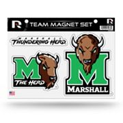 Marshall Thundering Herd Team Magnet Set