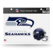 Seattle Seahawks Team Magnet Set
