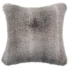 Safavieh Wavy Luxe Faux Fur Throw Pillow